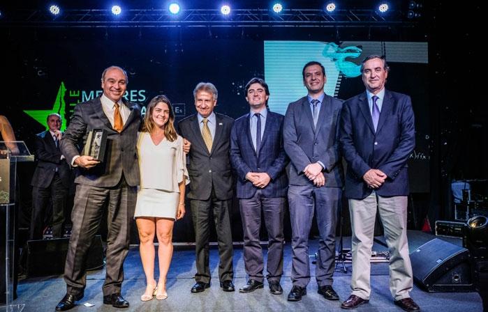 Aliservice es galardonada  como una de las Mejores Empresas Chilenas 2018