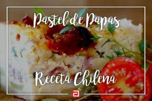 PASTEL DE PAPAS