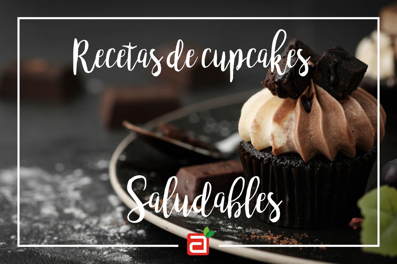 Las mejores 15 recetas de cupcakes, ¡saludables y deliciosos!
