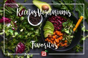 9 Recetas vegetarianas para todo el mes