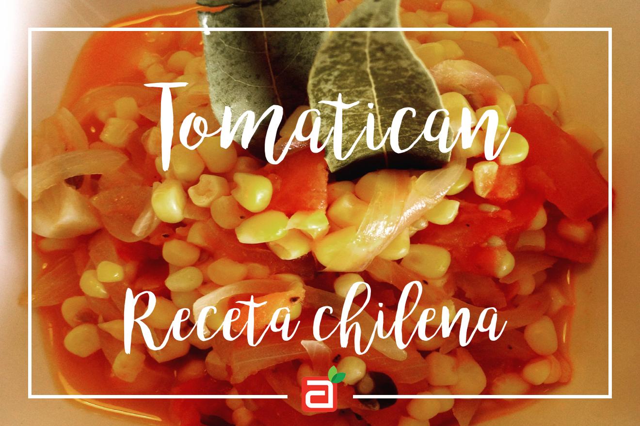 Recetas saludables de tomaticán