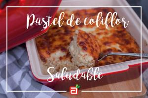 Budín de coliflor: Deliciosa y rápida receta para personas ocupadas