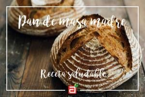 ¿Cómo hacer pan de masa madre?