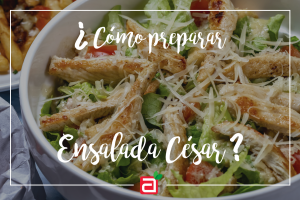 Ensalada César Gourmet