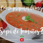 Sopa de Tomates en Simples Pasos