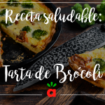 Receta saludable: Tarta de brócoli